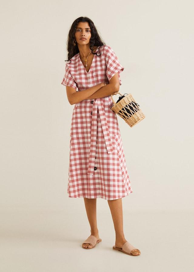 Los Vestidos De Las Rebajas De Mango Más Bonitos Stylelovely