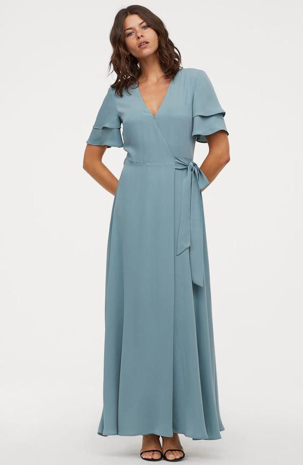 Vestidos de invitada. H&M