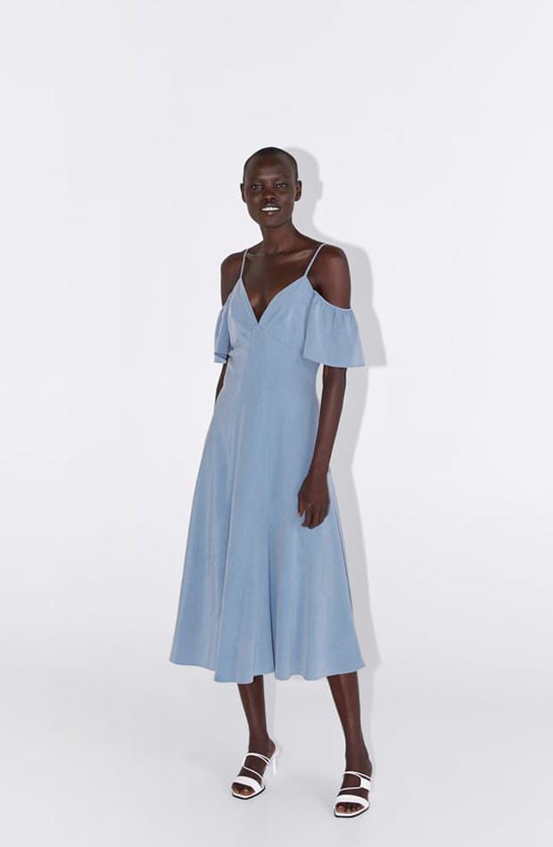 Vestidos de invitada Zara