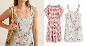 13 vestidos de las rebajas de Mango que te hacen el armario de verano