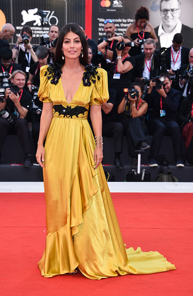 Alessandra Mastronardi Red Carpet