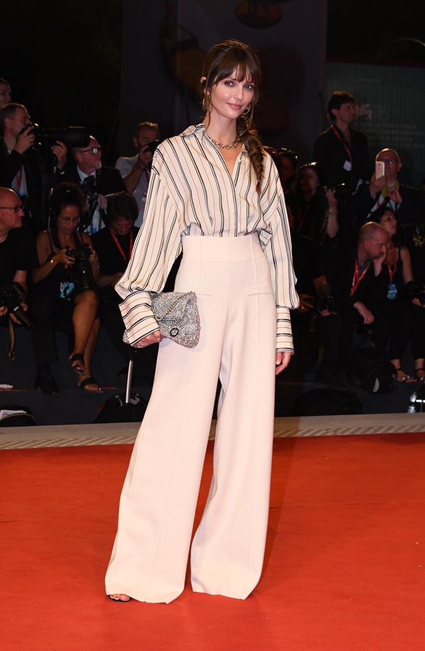 Annabelle Belmondo Red Carpet