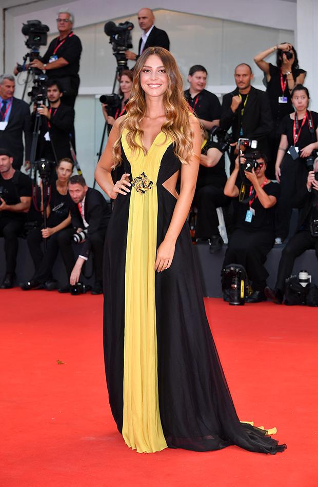 Arianna Cirrincione Festival de Venecia 2019