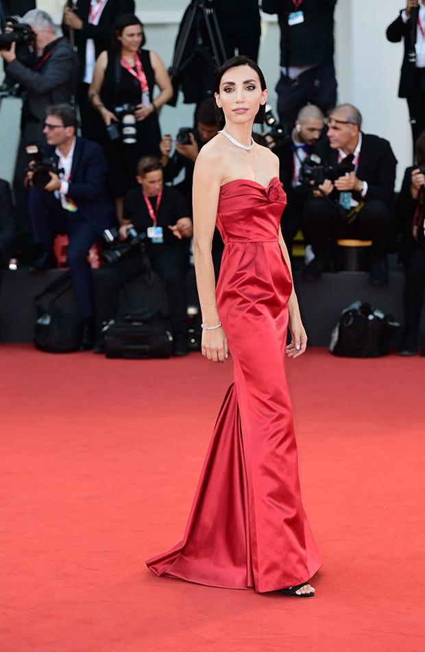 Francesca Rocco Red Carpet
