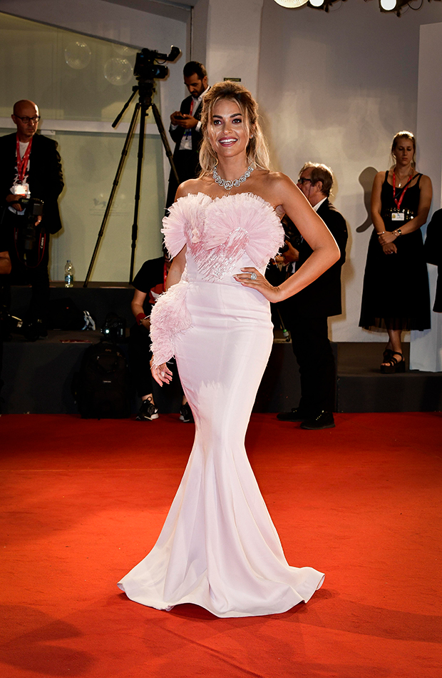 Giulia Andrea Gaudino Red Carpet