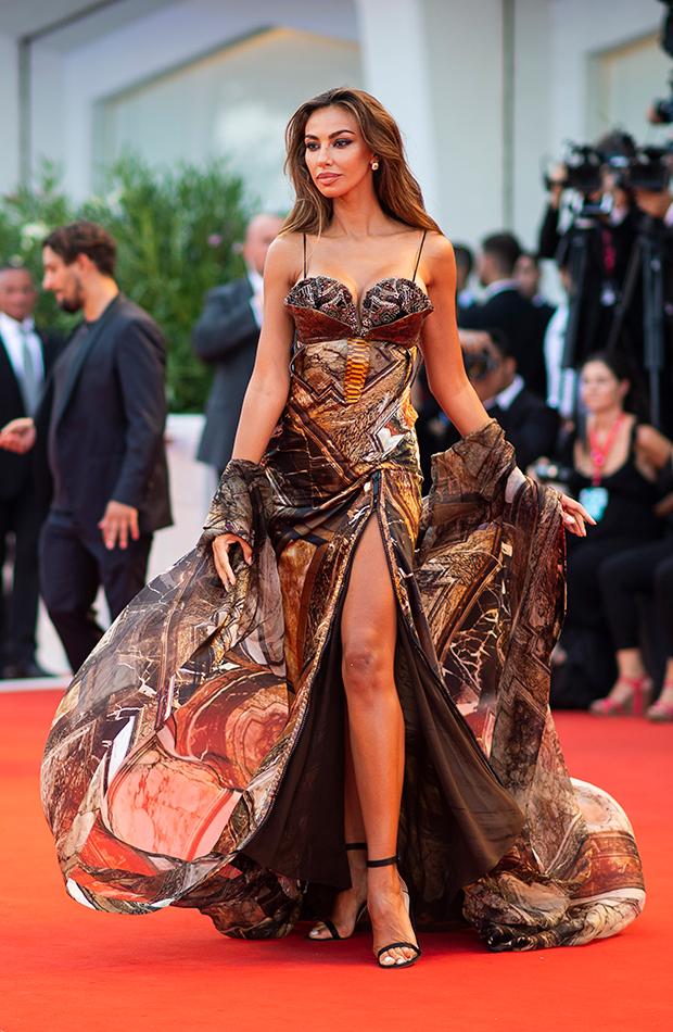 Madalina Diana Ghenea Red Carpet