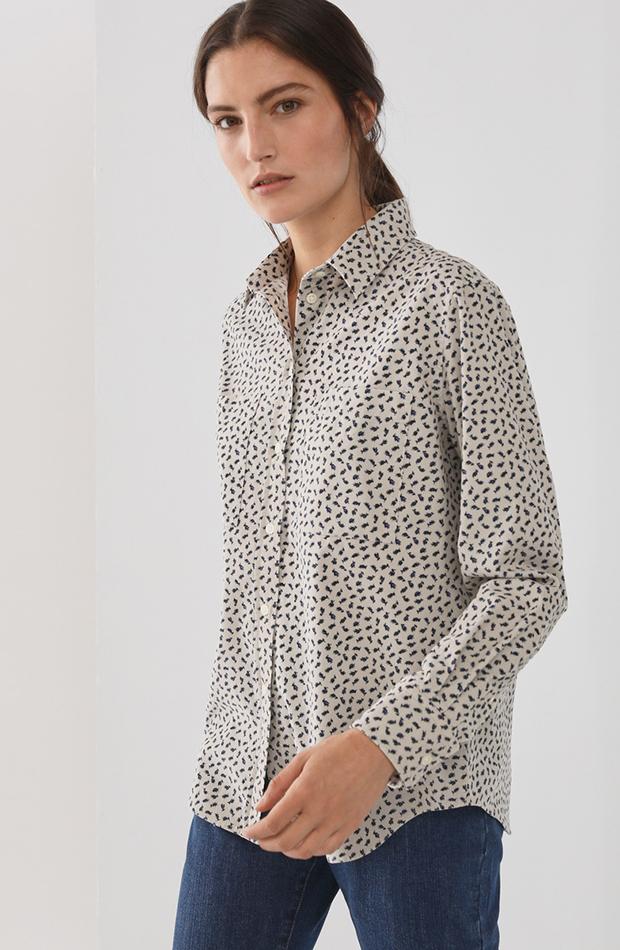 camisa de pana de Lloyds