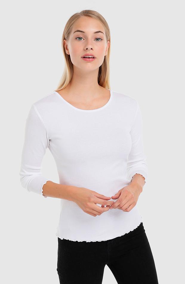 Camiseta blanca de Easy Wear