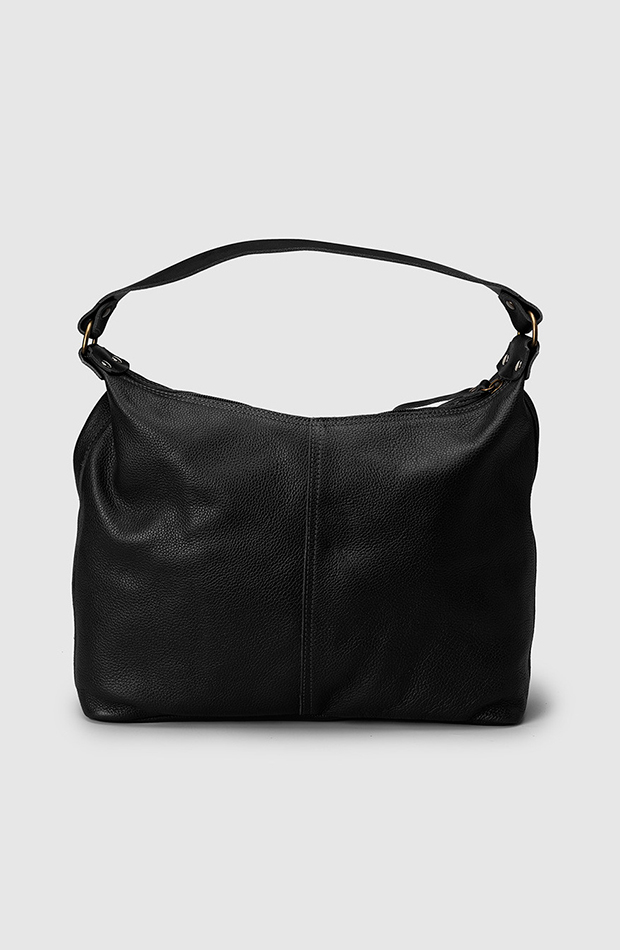 Bolso negro de Curiot's bolsos de temporada otoño