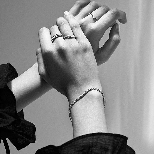 Diamantes de Suares, anillos