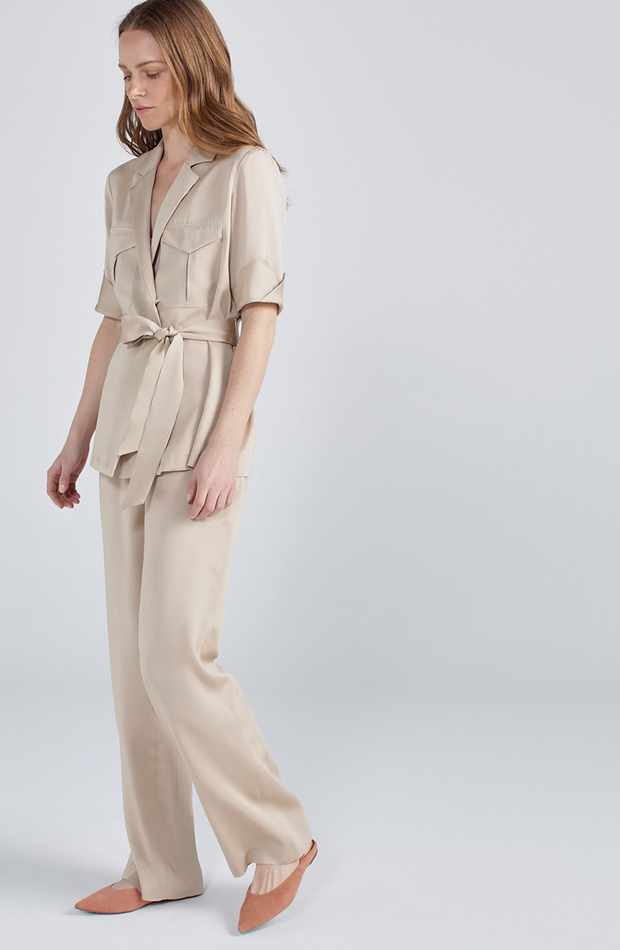 blusa seda woman limited