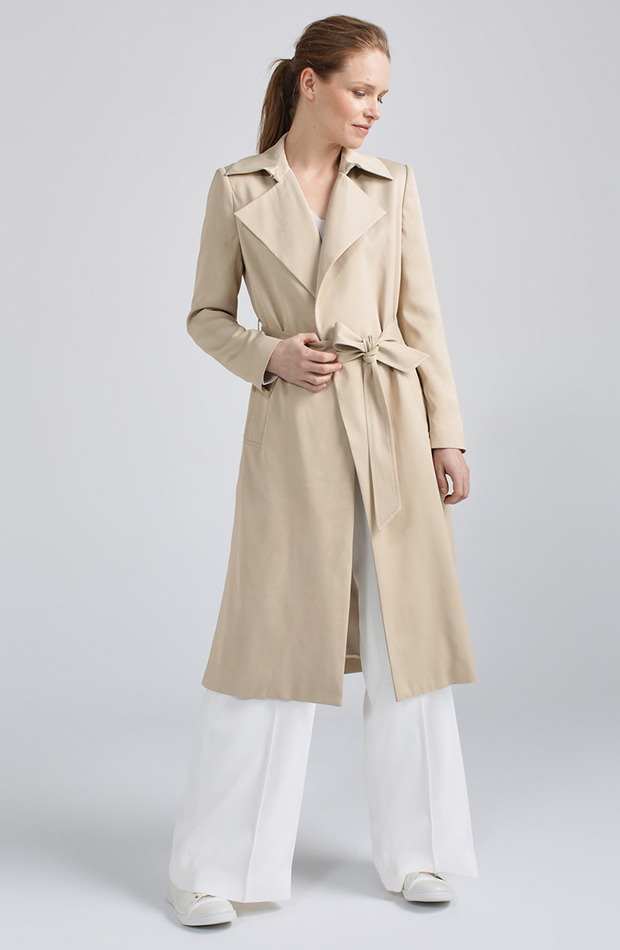 gabardina woman limited el corte ingles
