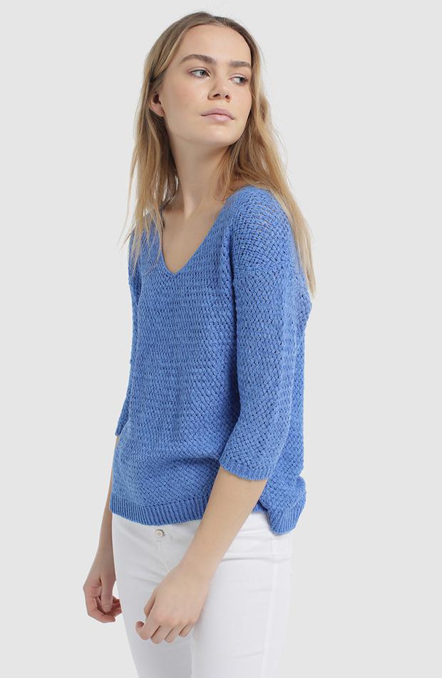 jerseis finos azul celeste