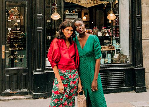 Colección La Rue de Sophie and Lucie