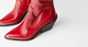 Las botas cowboy que vestirán tus pies este otoño
