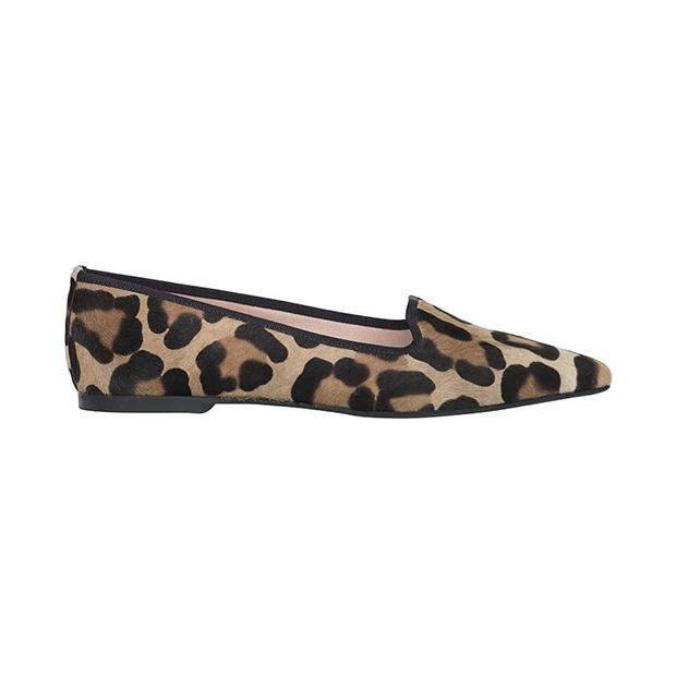 bailarinas con estampado de leopardo