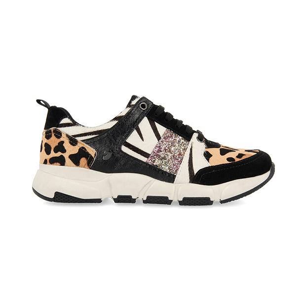 calzado animal print zapatillas deportivas
