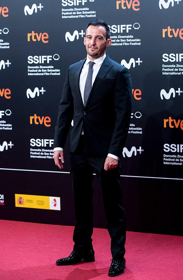 Alejandro Amenabar en el Festival de San Sebastián 2019
