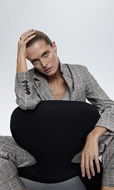 Looks de oficina de Zara para otoño