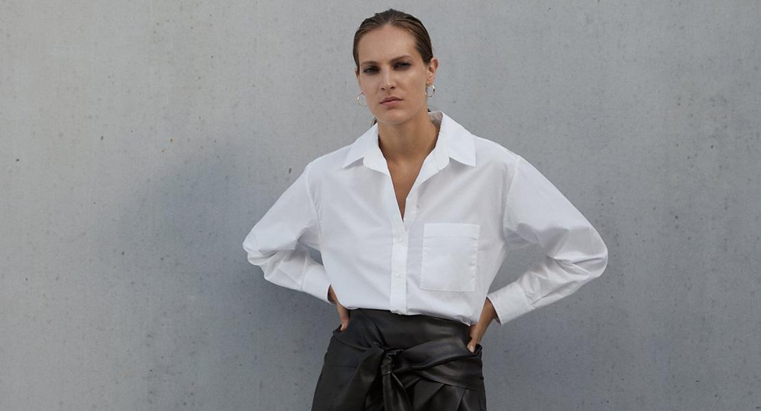 Looks de oficina de Zara