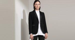 Traje de chaqueta, el conjunto más cool y otoñal