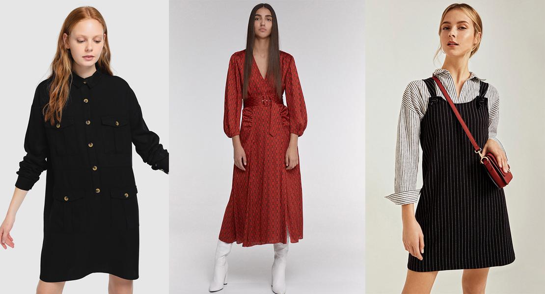 Vestidos tendencia otoño 2019