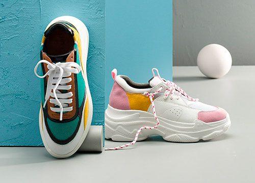 Zapatillas tendencia moda 2019