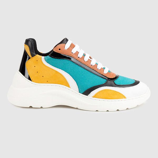 Zapatillas tendencia 2019 multicolor
