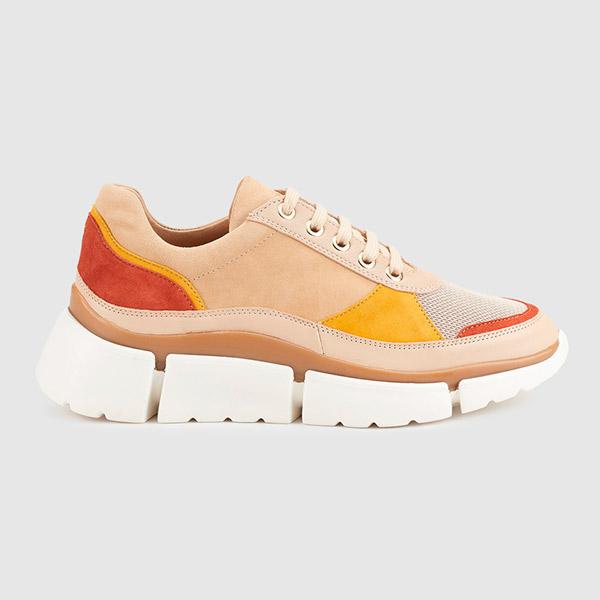 Zapatillas tendencia 2019 de colores