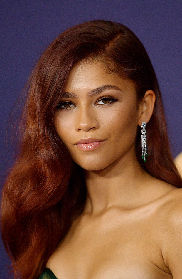 Look beauty de Zendaya en los Premios Emmy