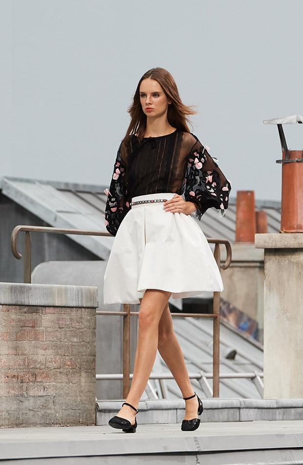 Chanel pfw primavera verano