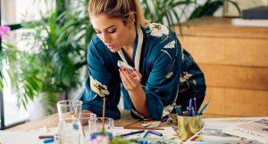 Blanca Suárez nos traslada a Japón con su última propuesta para Guerlain