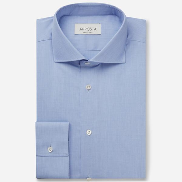 Camisa azul de hombre de Apposta