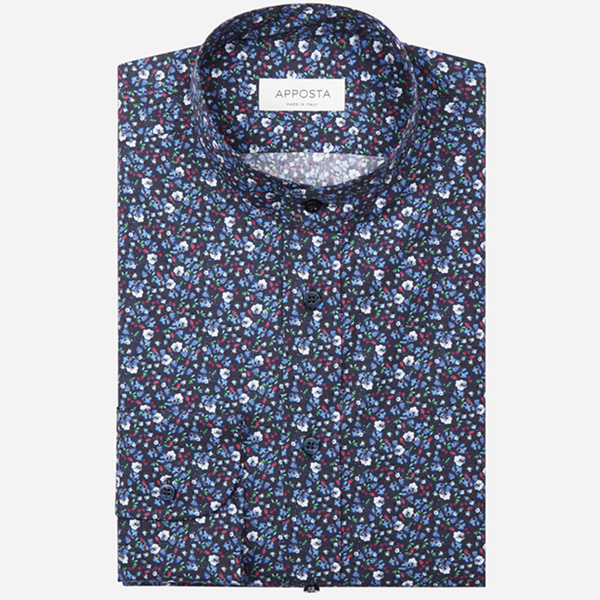 Camisas de hombre de flores de Apposta