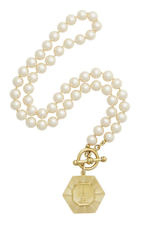 Colgante de perlas de Brinker & Eliza