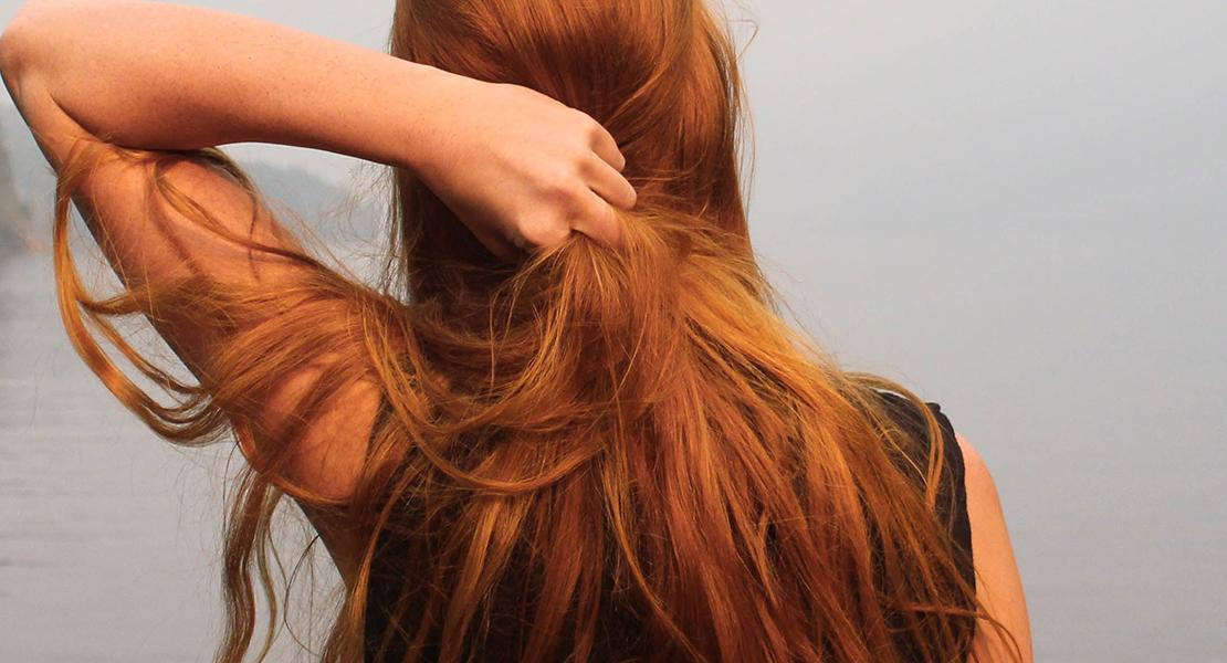 cuidado del pelo en otono melena