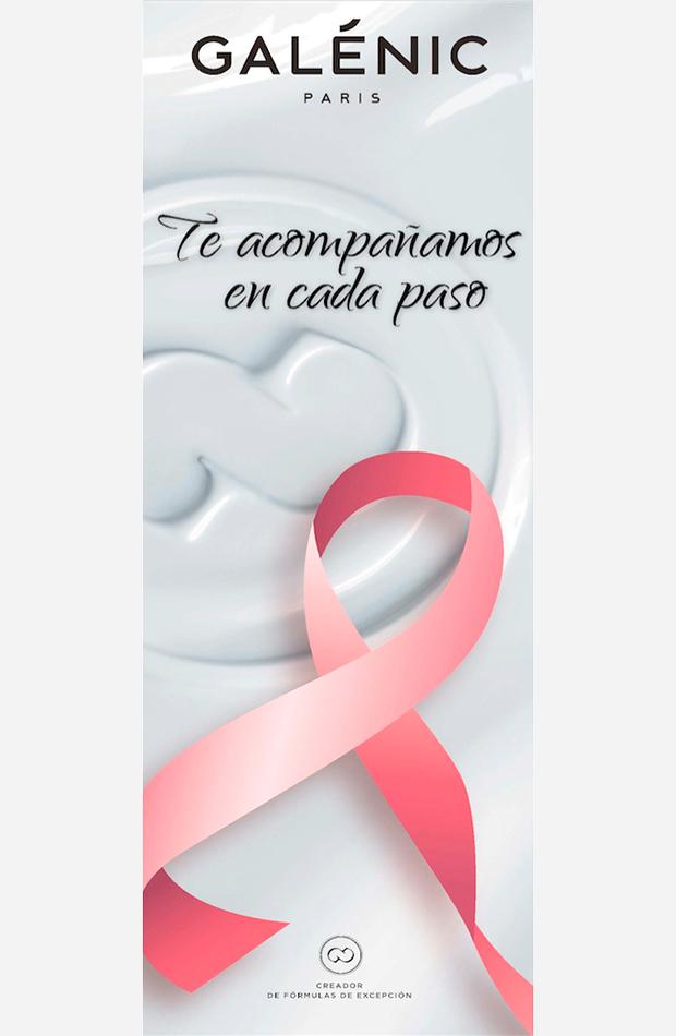 Marcas se unen contra cáncer de mama