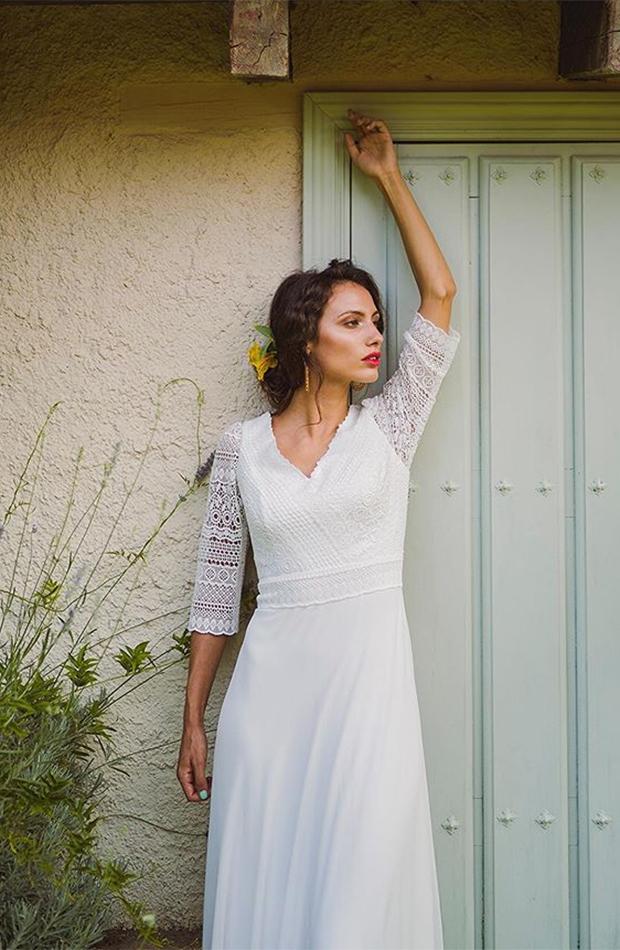 Extraordinary vestidos de novia de alta costura