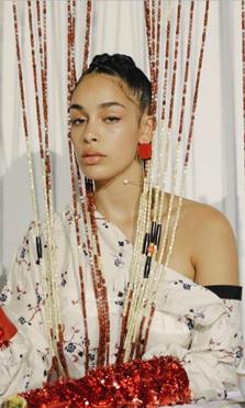 Jorja Smith como icono de moda