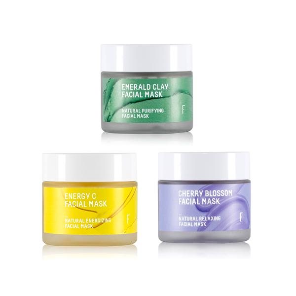Nuevas mascarillas de Freshly Cosmetics