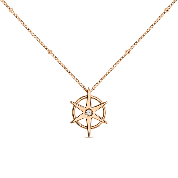 Colgante de estrella de la nueva colección Orion de Suarez