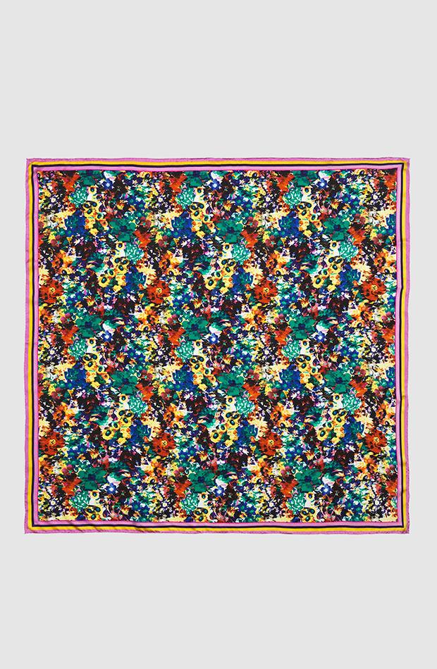 panuelo estamopado de colores