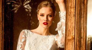 Las claves para elegir tu vestido de novia en invierno