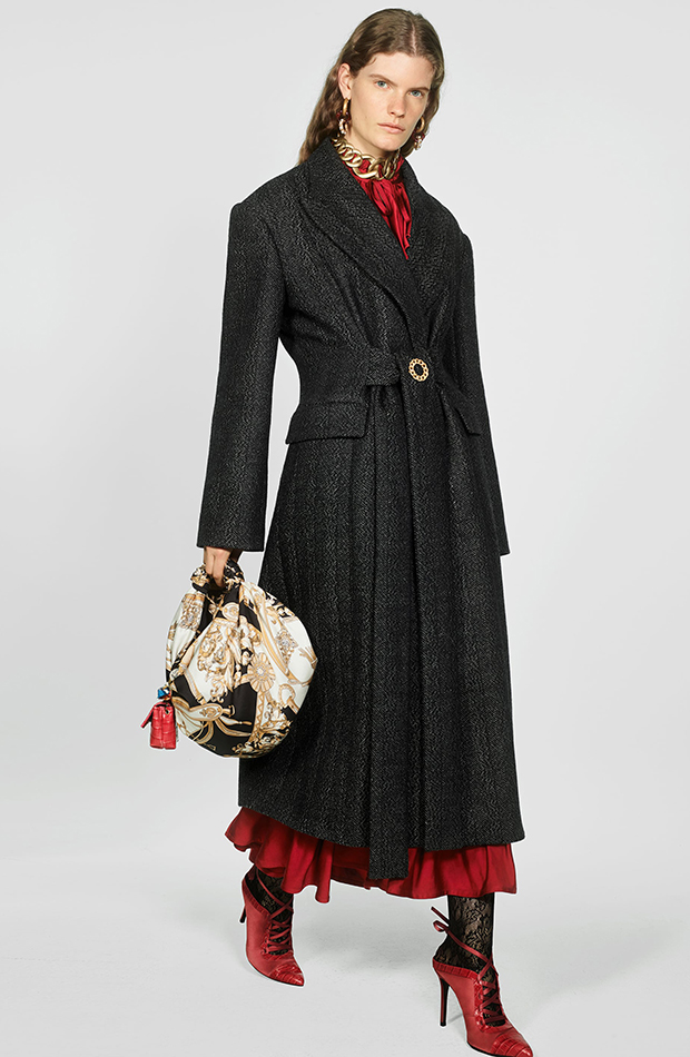 Zara Campaign Collection abrigo