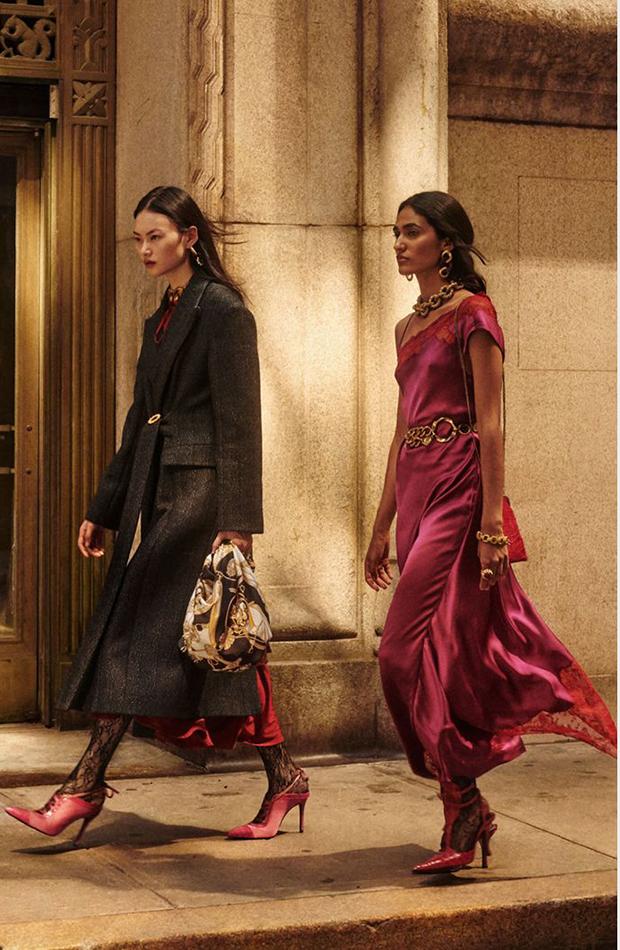 Zara Campaign Collection