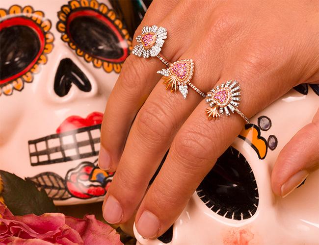Nuevos Amuletos de Frida de Suarez