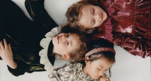 Zara Kids tiene los looks de fiesta para niñas más ideales