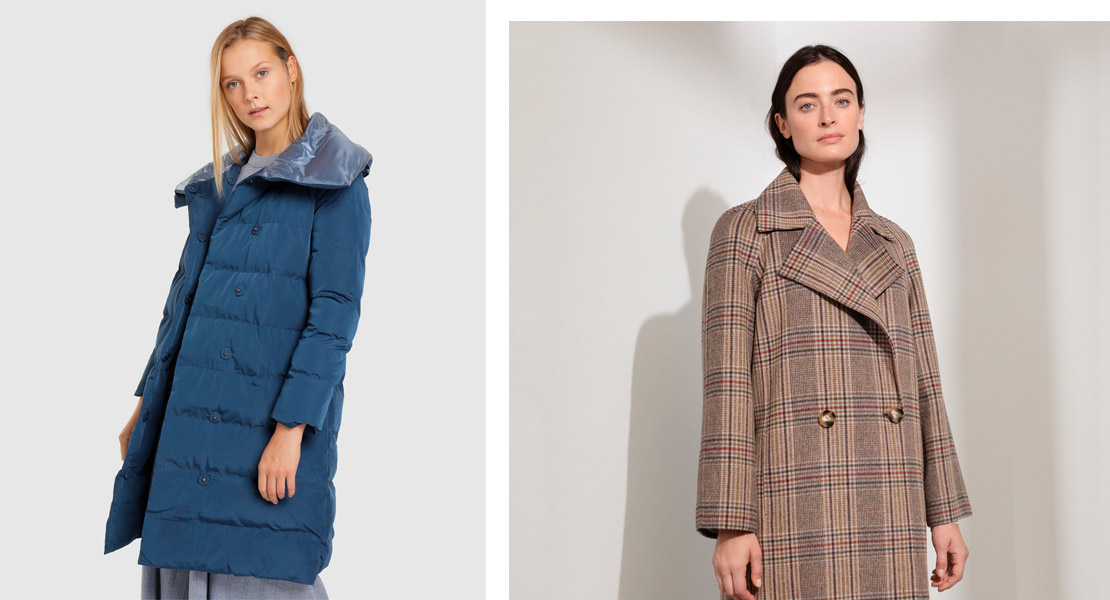 abrigos son los que se llevan este otoño invierno 2019 2020
