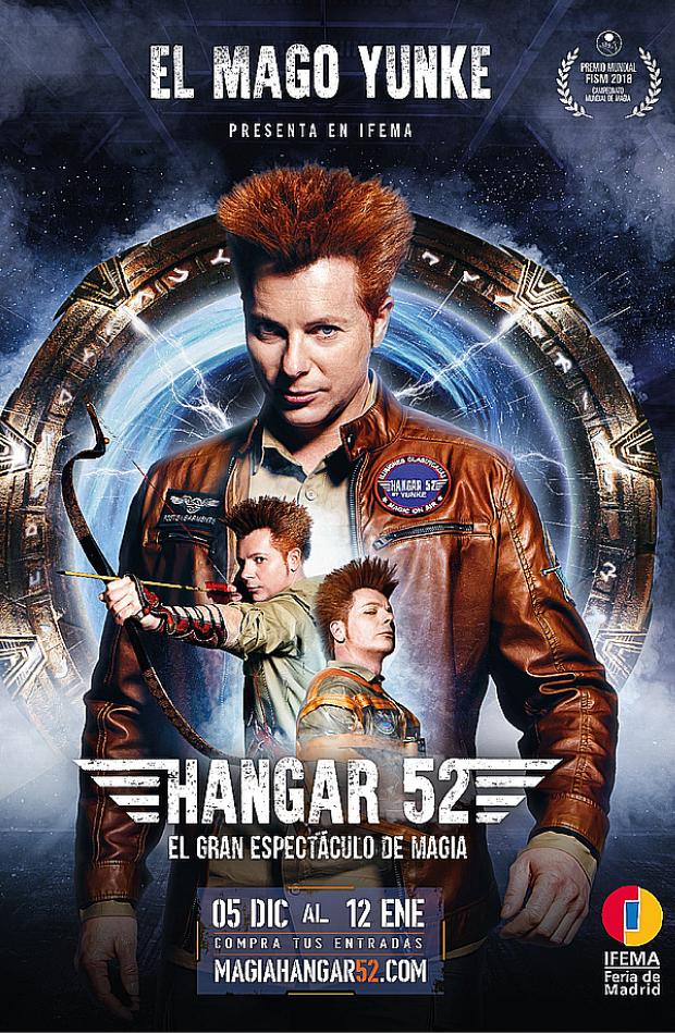 Agenda diciembre 2019 Hangar 52