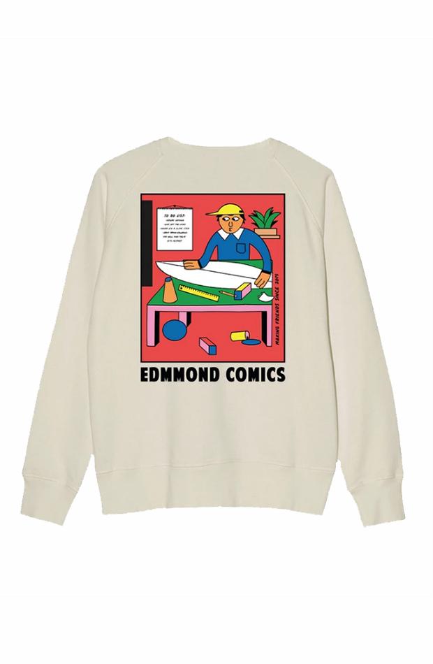 Armario masculino alternativo sudadera Edmmond Studios